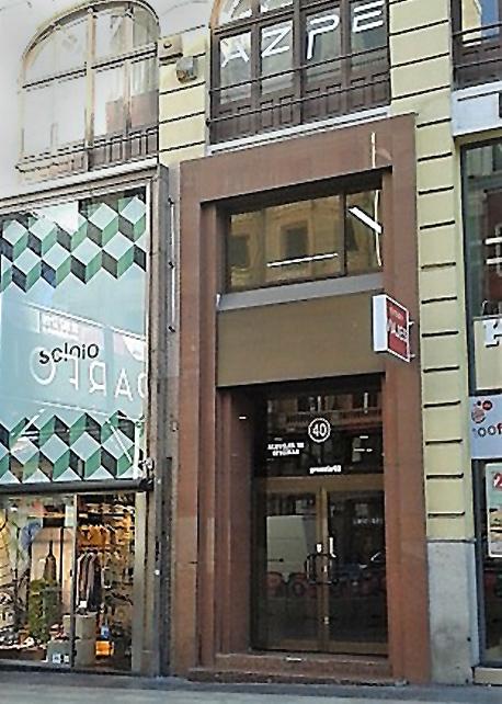 Despacho Gran Vïa, 40. Madrid